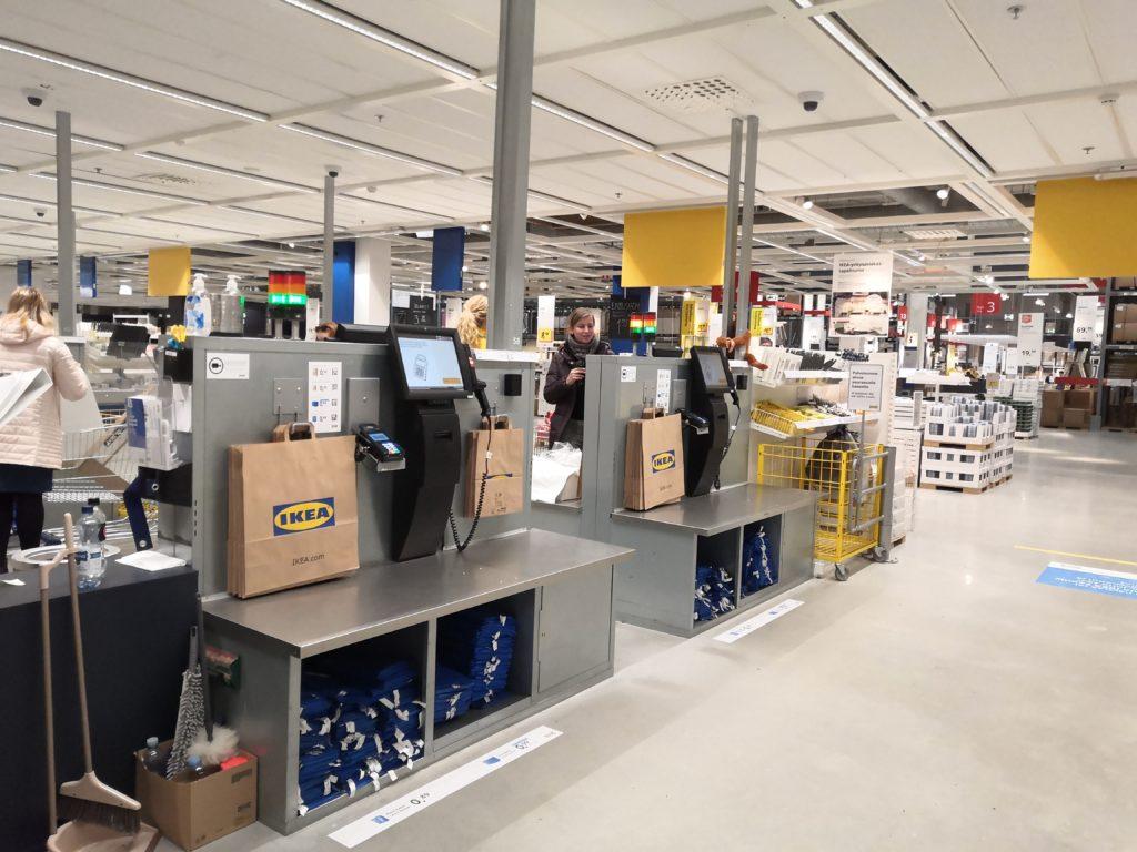 Ikea Rasio en marzo 14